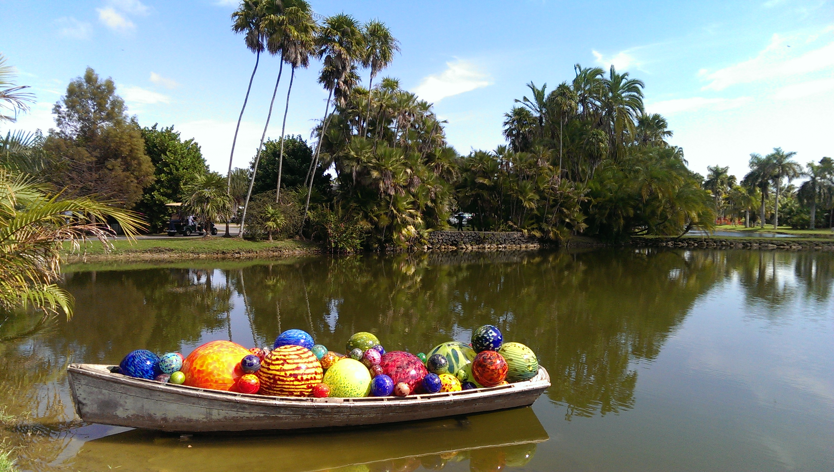 """Fairchild Tropical Botanic Gardens Presents """"Chihuly at Fairchild: A ..."""
